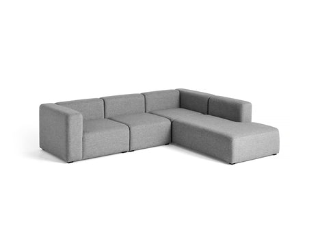 Mags Corner Sofa Combination 2 - Right Armrest (Sitting Left) by HAY
