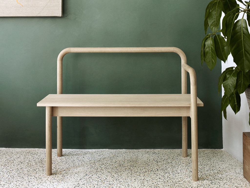 Maissi Bench by Skagerak