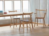 Oiled Oak J41 and J42 Chair by HAY