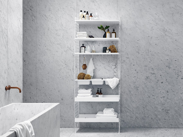 String Metal Shelves By String 183 Really Well Made