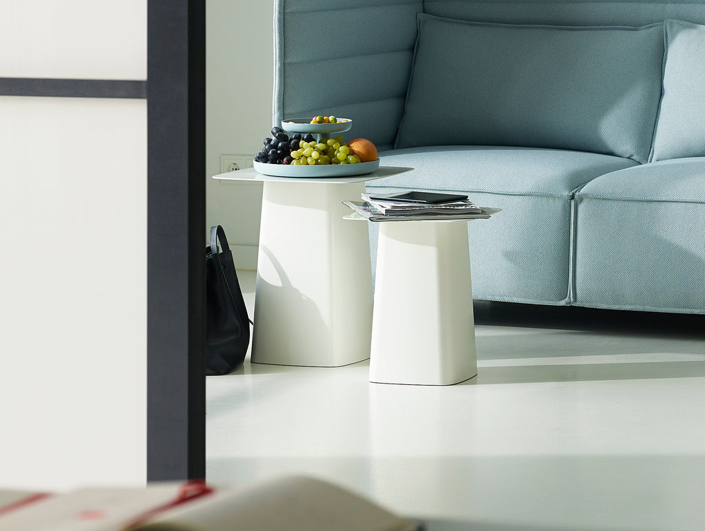 Vitra Metal Side Table.Metal Side Table By Vitra