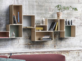Muuto Mini Stacked 2.0 Shelf System