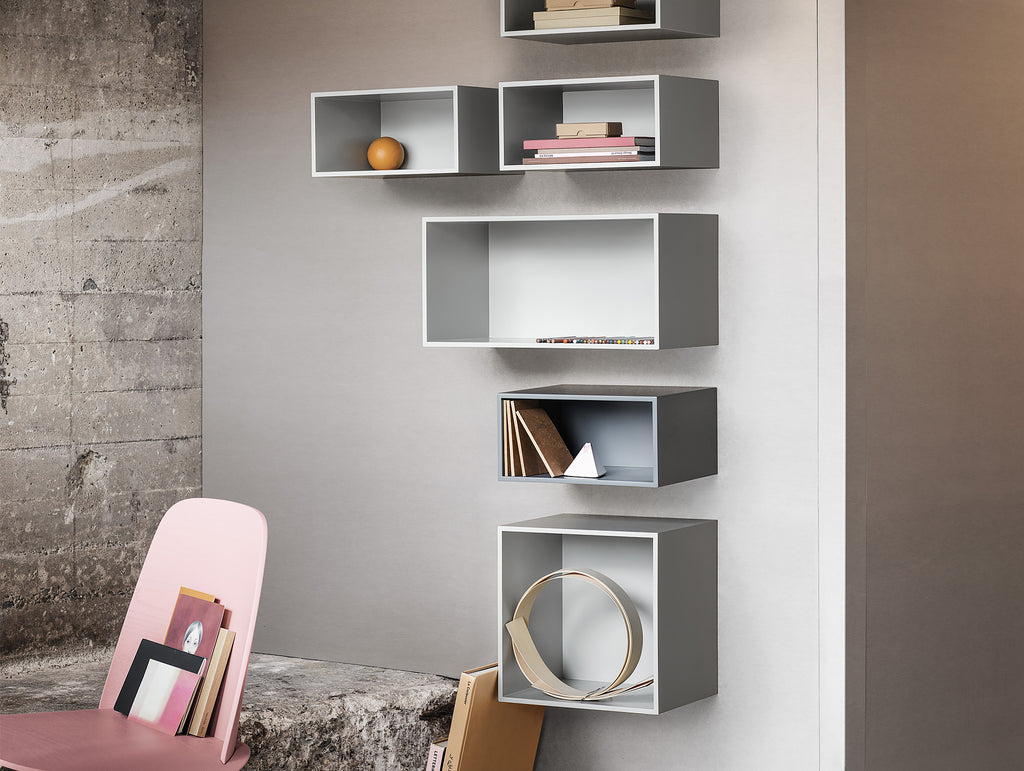 Mini Stacked Shelf System By Muuto 183 Really Well Made