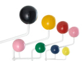 Vitra Eames Hang It All - Original Multicolour