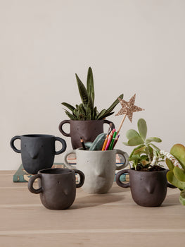 Mus Plant Pot by Ferm Living