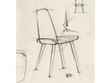Nerd Chair - Set of 2