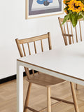 Oiled Oak J41 Chair by HAY