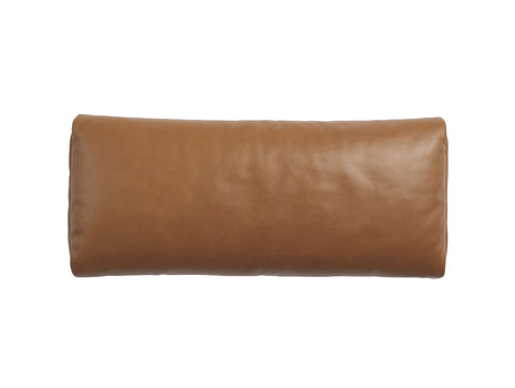 Outline Daybed Cushion in Cognac Refine Leather by Muuto