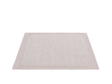 Small Pale Rose Pebble Rug by Muuto