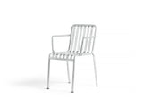 Palissade Armchair by HAY - Galvanised