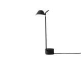Black, Peek Table Lamp by Menu