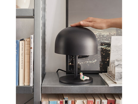 Black Piccolo Table Lamp by Skagerak