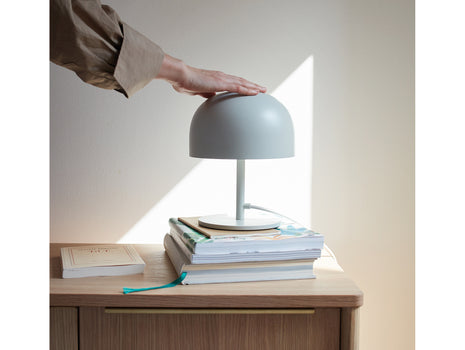 Light Grey Piccolo Table Lamp by Skagerak