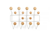 Vitra Eames Hang It All - Pine and White