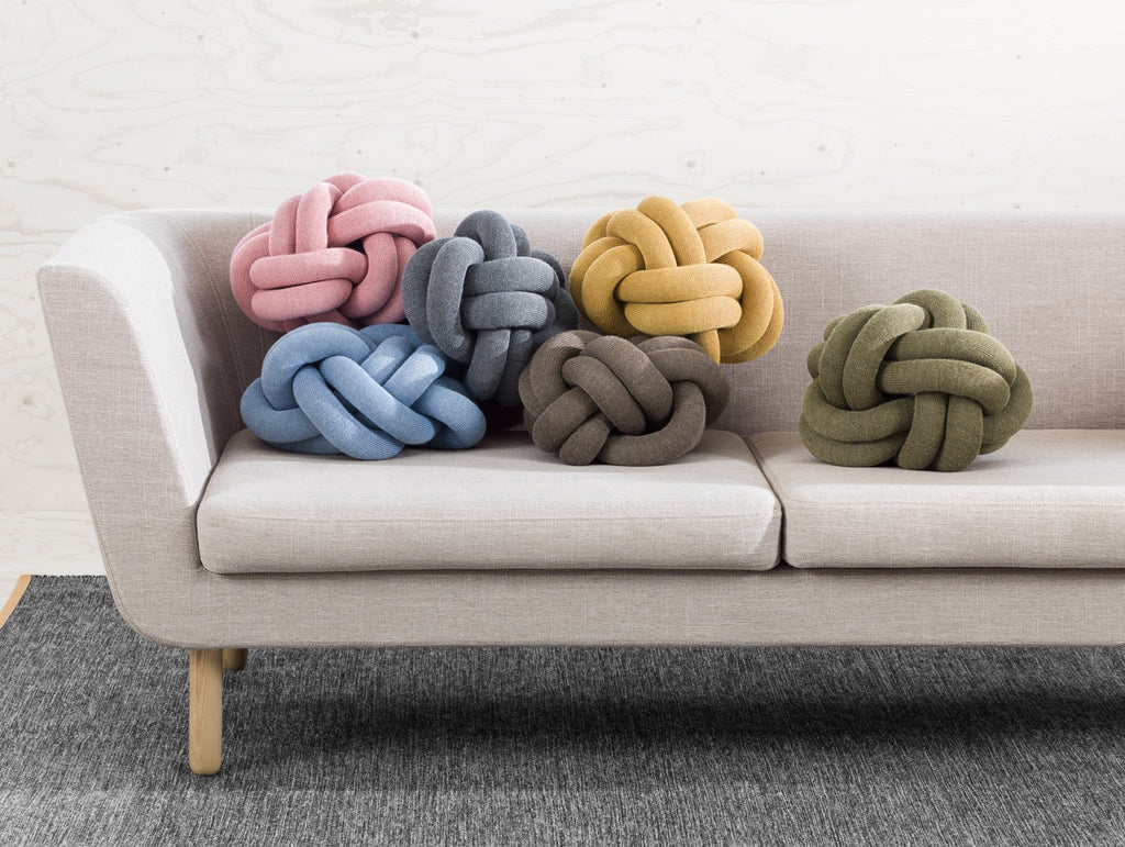 Knot Cushion By Design House Stockholm Really Well Made