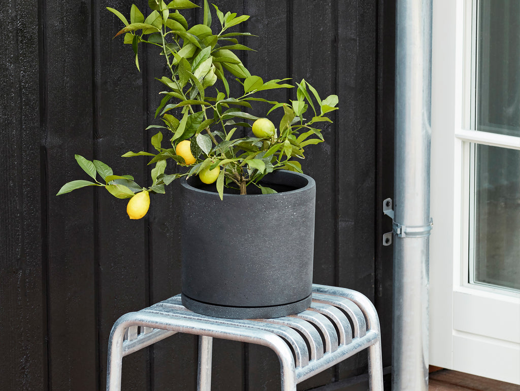 Plant Pot With Saucer By Hay Really Well Made