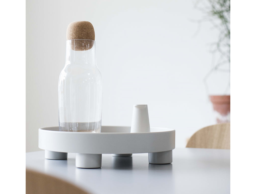 Grey Platform Tray by Muuto