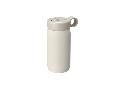 White Play Tumbler by Kinto