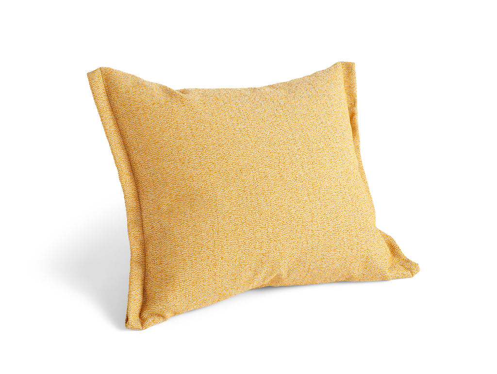 Olavi 15 (Mustard) Plica Sprinkle Cushion by HAY
