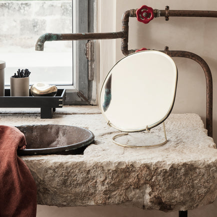 Pond Table Mirror by Ferm Living