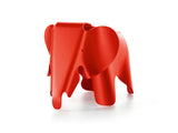 Poppy Red Eames Elephant by Vitra