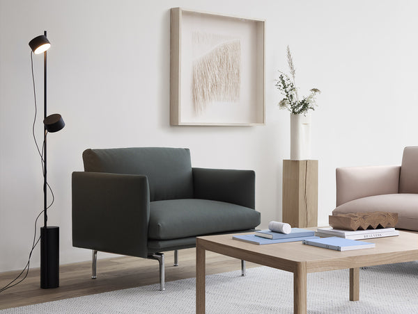Post Floor Lamp by Muuto Really Well Made