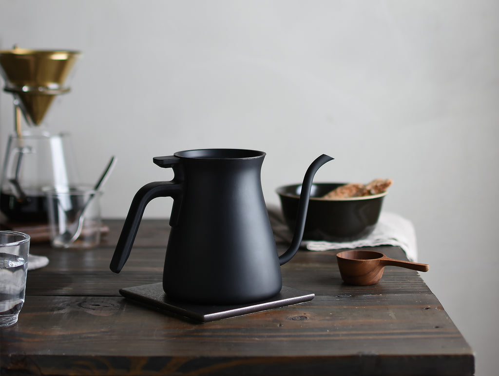 Pour over kettle, Pour over coffee