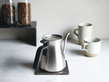 Brushed Steel Pour Over Kettle by Kinto