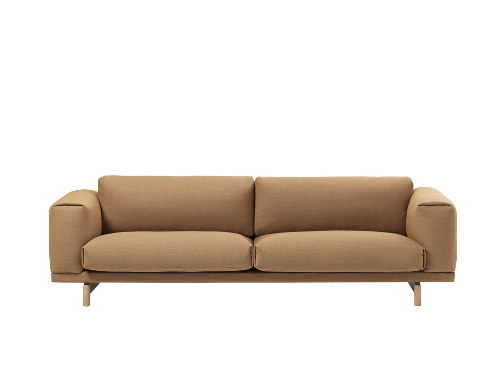 rest sofa by muuto 2 3 seater really well made. Black Bedroom Furniture Sets. Home Design Ideas