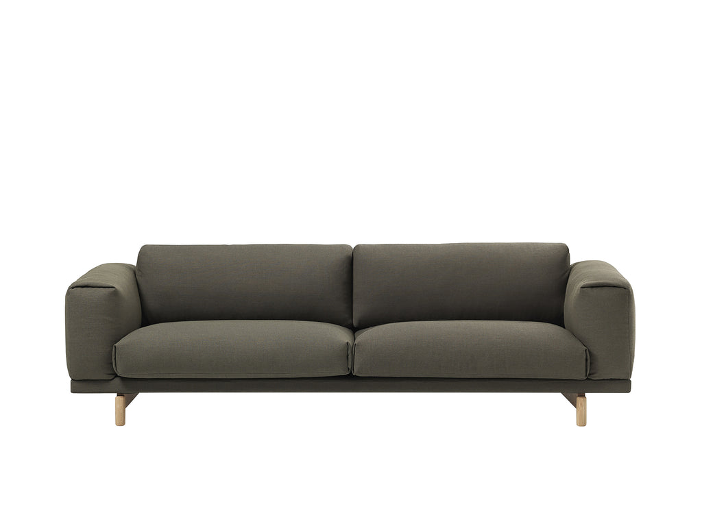 Muuto Rest Sofa : Rest sofa by muuto · 2 & 3 seater · really well made