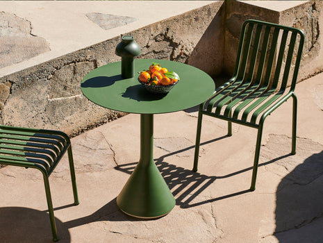 Palissade Cone Table by HAY
