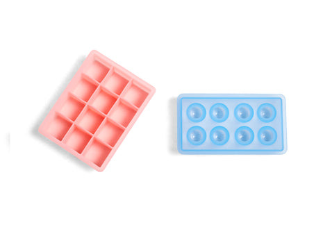 Round Ice Cube Tray by HAY