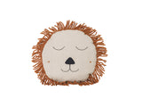 Safari Cushion - Lion (Natural) by Ferm Living