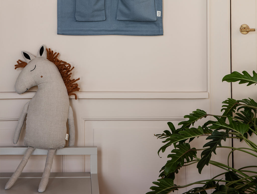 Safari Cushion - Horse by Ferm Living