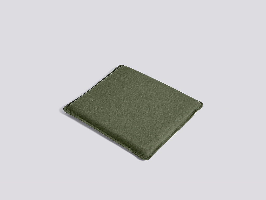 Palissade cushion in Olive