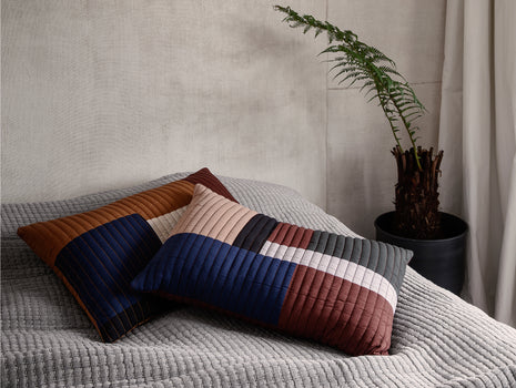 Shay Quilt Cushion 60 x 40 cm by Ferm Living