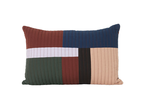 Cinnamon Shay Quilt Cushion 60 x 40 cm by Ferm Living
