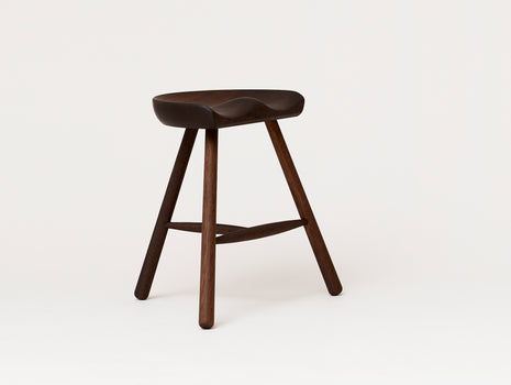 Shoemaker Chair No.49, Smoked Oak