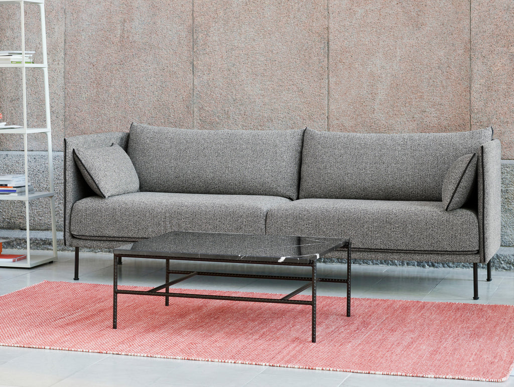 Silhouette 3 Seater Sofa By Hay