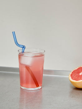 Sip 'Spiral' Reusable Straw by HAY