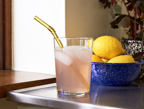 Sip 'Swirl' Reusable Straw by HAY