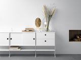 String Narrow Drawers - White