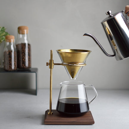 Slow Coffee Brewer Set by Kinto