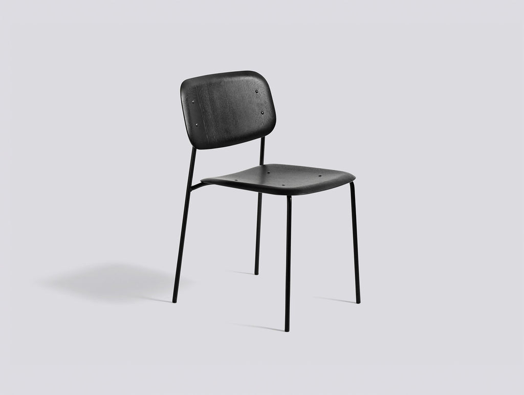 Soft Edge 10 (Steel Dining Chair) - Fast Track