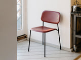 Soft Edge 10 (Steel Dining Chair)