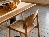 Soft Edge 12 (Wood Dining Chair) - Fast Track