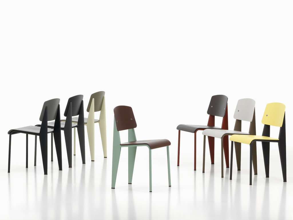 Vitra Standard SP Chair Family