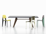 Vitra Standard SP Chair and EM Table