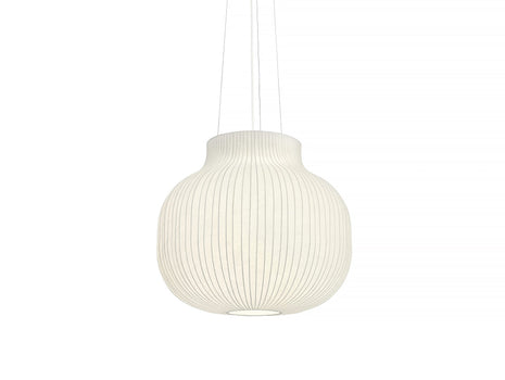 Strand Pendant Lamp by Muuto - 60 cm Closed