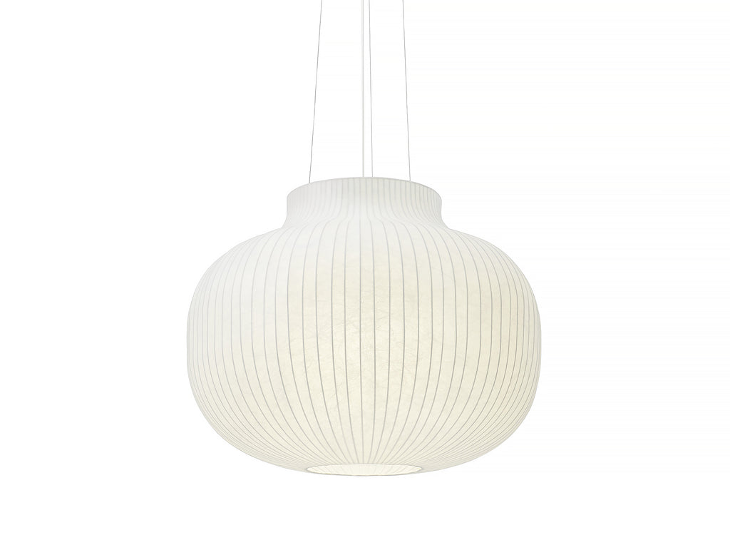 Strand Pendant Lamp by Muuto - 80 cm Closed